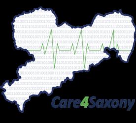 Logo der Nachwuchsforschergruppe Care4Saxony
