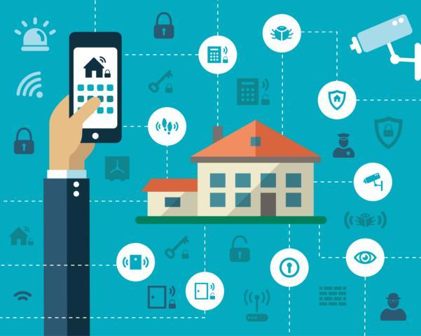 Wie kann Technik das Leben in der Wohnung unterstützen?