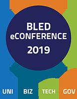 Präsentation von Ergebnissen auf der Bled eConference in Slowenien