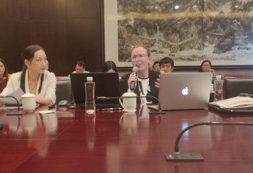 Care4Saxony präsentierte Forschungsergebnisse in China
