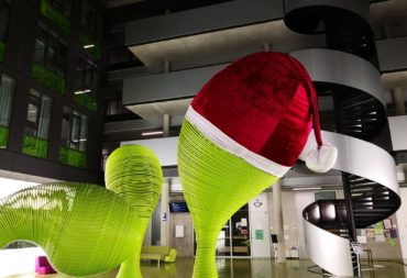 Frohe und gesunde Weihnachten wünscht das Care4Saxony-Team!